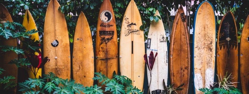 old boards